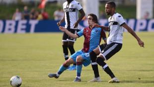 Trabzonspor 2 - 2 Parma