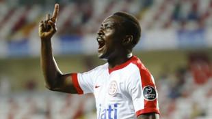 Antalyasporlu Drole, Las Palmas'a transfer oldu