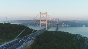 İstanbul'un 1 aylık trafik çilesi sona erdi ! Bu görüntüye hasret kalmıştık