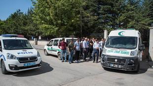 Ankara'da inşaatta göçük: Bir işçi hayatını kaybetti