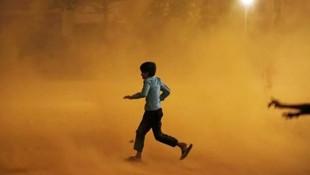 Müslüman çocuk yakıldı iddiası !