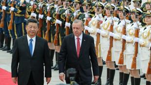 Çin devlet medyasından Erdoğan iddiası !