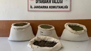 Diyarbakır'da rekor düzeyde uyuşturucu ele geçirildi