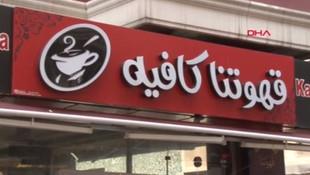 İstanbul valiliği'nden ''Arapça'' tabela açıklaması !
