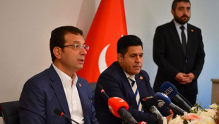 Ekrem İmamoğlu'ndan siyasi partilere ziyaret !