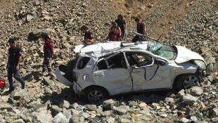 Korkunç kaza ! Anne ile bir kızı yaralandı, bir kızı hayatını kaybetti
