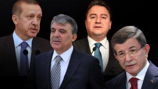 Erdoğan, Davutoğlu ve Gül'ün memleketine gidecek