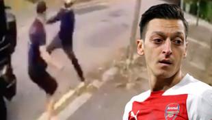 Bıçaklı saldırıya uğrayan Mesut Özil özel koruma tuttu