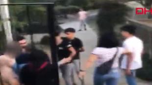 İstanbul'da yabancı uyruklu çocuk tacizcisine linç girişimi