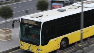 Metrobüste kız çocuğuna taciz iddiası
