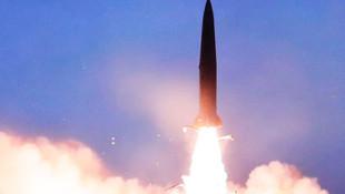 Kuzey Kore 2 füze daha fırlattı !