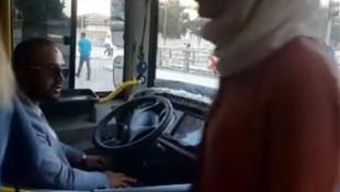 Şoför gecikti, otobüsü belediye başkanı kullandı