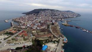 Türkiye'nin en mutlu şehrine tatilci akını !