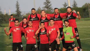 Eskişehirsporlu futbolcular yönetim sözünü tutmadığı için antrenmana çıkmadı