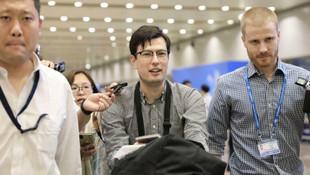 Kuzey Kore Avustralyalı öğrenciyi serbest bıraktı