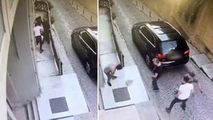 Tornavidalı cinayetin görüntüleri ortaya çıktı