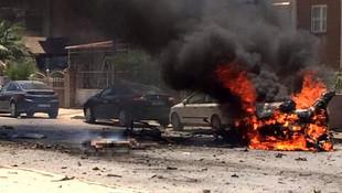 Hatay Reyhanlı'daki patlama sonrası ilk görüntüler