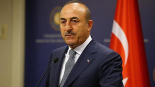 Çavuşoğlu'ndan BM'deki skandal sonrası kritik görüşme