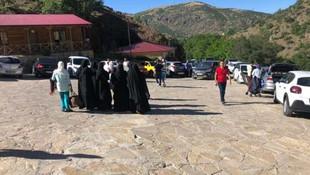 Türkiye'nin gizli cennetini Araplar keşfetti
