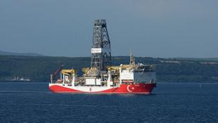 Yavuz gemisi bir hafta içinde sondaja başlayacak