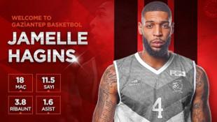 Jamelle Hagins Gaziantep Basketbol'da