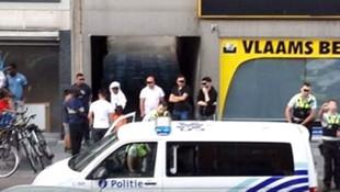 Müslüman kadına çirkin saldırı