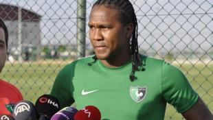 Hugo Rodallega: Benim işim gol atmak