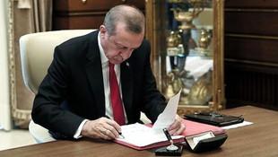 Erdoğan imzayı attı ! 3 Bakan yardımcısı atandı