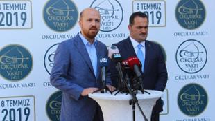 Okçular Vakfı kapatılacak mı ? Bilal Erdoğan'dan yanıt