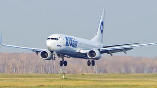 Moskova-Berlin uçağı acil iniş yaptı