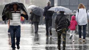 Meteoroloji'den İstanbul için kuvvetli yağış uyarısı !