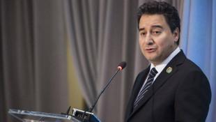 Ali Babacan'ın istifası sonrası AK Parti'den ilk hamle