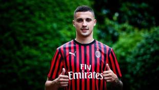 Milan, Rade Krunic'i kadrosuna kattı