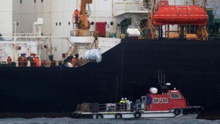 ''İngiliz gemisi İran tehdidinden Suudi Arabistan'a sığındı''