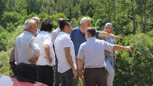 Köyde 120 kişi hastanelik oldu