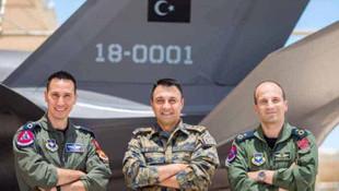 Türkiye'nin satın aldığı F-35'ler ABD'de kaldı