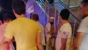 Cami minaresinde bayıltan intihar girişimi