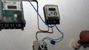 HDP ve DBP binalarında kaçak elektrik tespit edildi