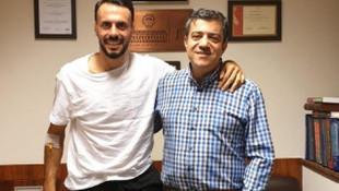 Alanyasporlu futbolcu Lokman, Kayseri'de ameliyat oldu