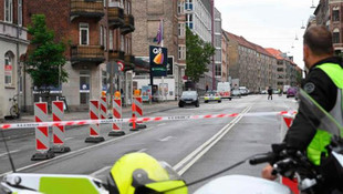 Polis merkezinde patlama meydana geldi