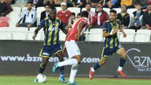 F.Bahçe son maçında kayıp! Kupa Sivas'ın