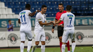 Kasımpaşa 2 - 1 Olympique Khouribga