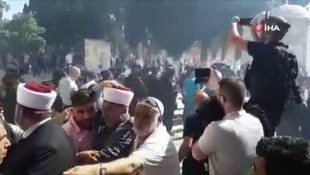İsrail bayramı yine zulme çevirdi
