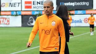 Galatasaray'da Feghouli'nin durumu iyi