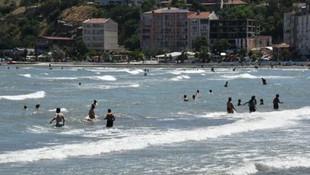 Tatilciler dikkat: ''Denize girmeyin'' uyarısı