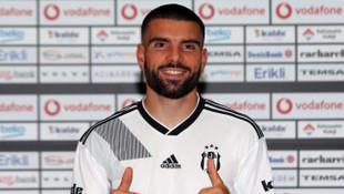 Beşiktaş Pedro Rebocho'yu 1 yıllığına kiraladığını açıkladı