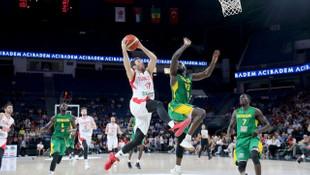 Türkiye 94 - 59 Senegal