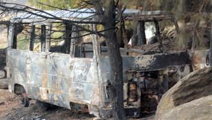 Marmara Adası'ndaki yangın kabusunda gözaltı kararı