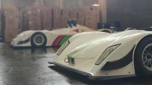 Bakanlıktan satılık yarış otomobili