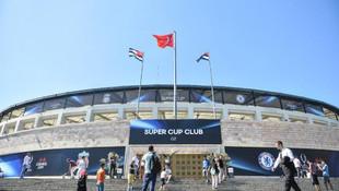İstanbul'da UEFA Süper Kupa heyecanı ! Bazı yollar kapatılacak